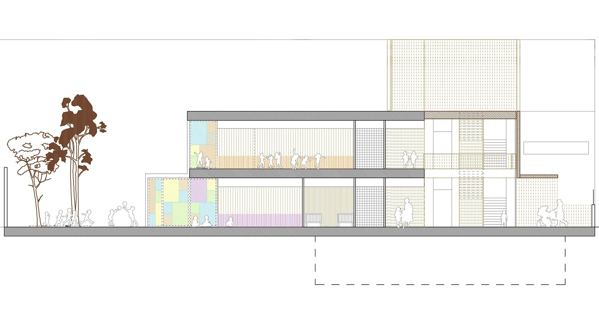 Rehabilitació i ampliació de l'escola bressol municipal