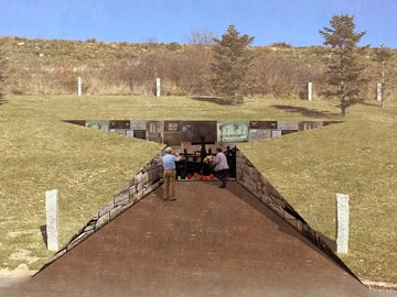 Memorial als de Bolvir