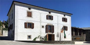 Rehabilitació de Cal Fanxico per a la nova seu de l'Ajuntament de Bolvir 2Puig