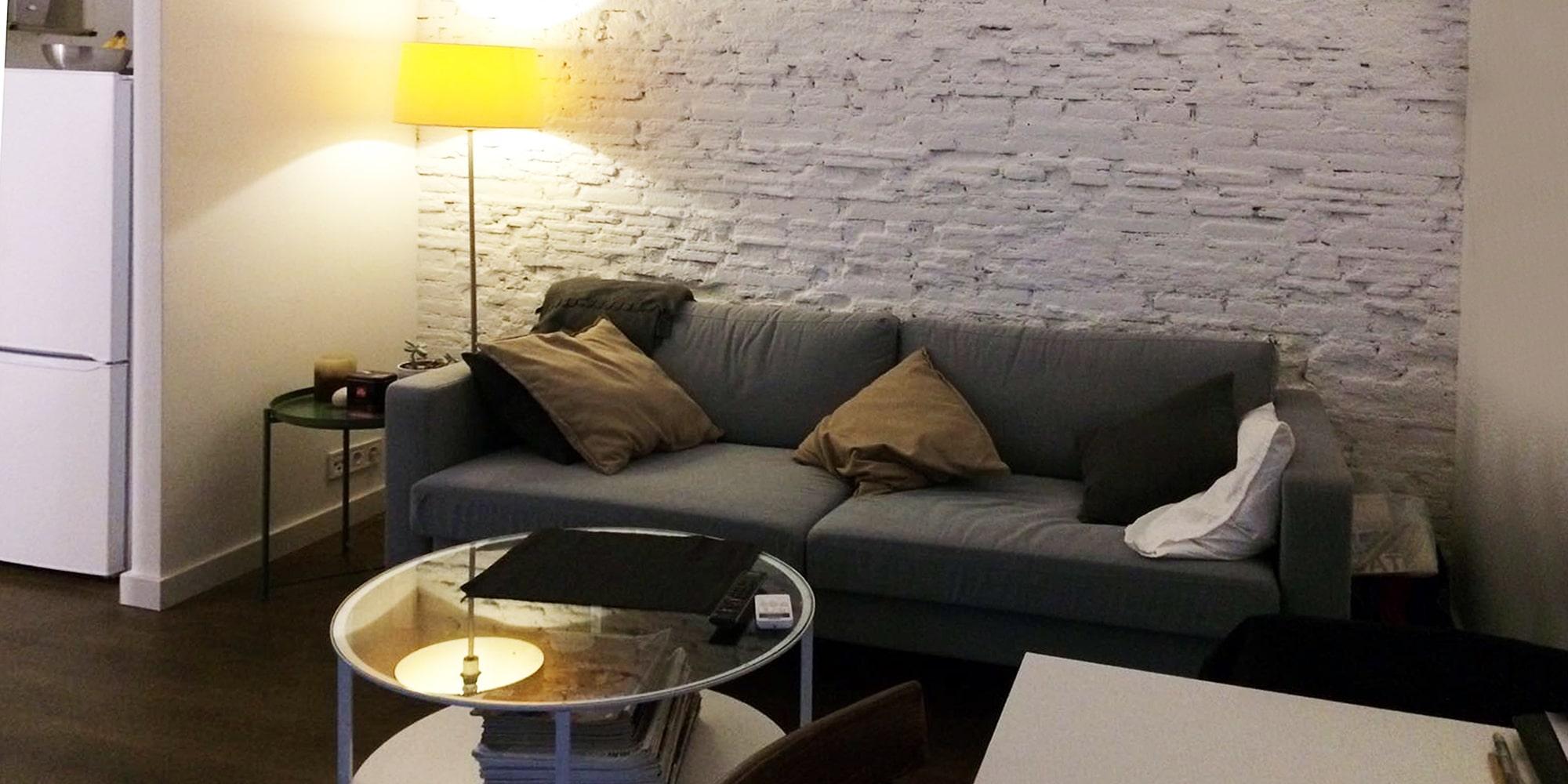 Rehabilitació d' habitatge a la Barceloneta
