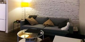 Rehabilitació d' habitatge a la Barceloneta 2Puig