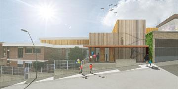 Rehabilitació i ampliació de l'escola bressol municipal 2Puig